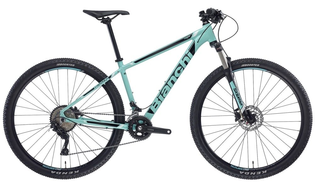 2021 BIANCHI Magma 9.0 semi rigid mountain bike
