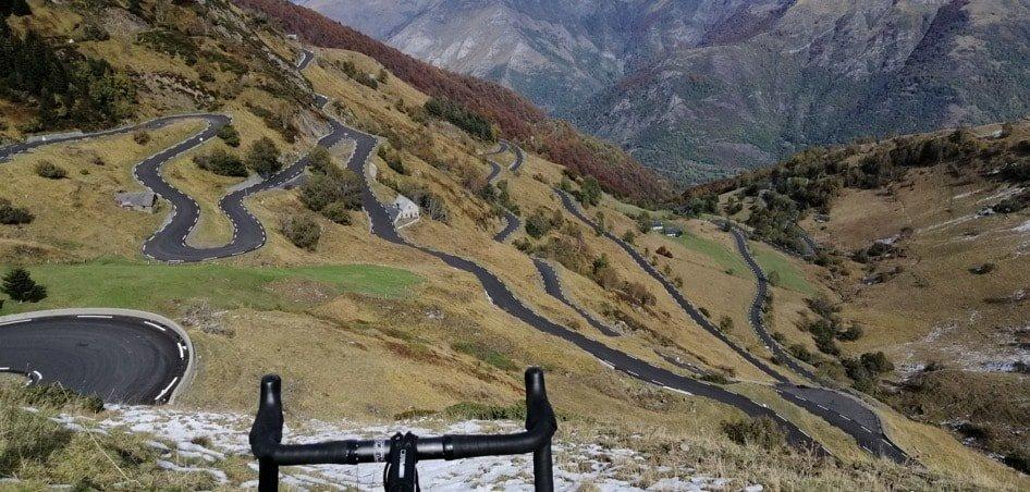 Vélos de route itinéraires